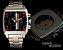 Relógio Automático Jaragar Listras Luxo - Imagem 2