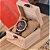 Relógio Bobo Bird - Bambu Madeira Modelo Sport Q13 Data - Imagem 3