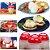 Formas de Silicone para ovos cozidos sem casca - Kit 6 pçs - Imagem 2