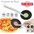 Cortador de pizza Disco Vinil - Imagem 1