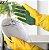 Par de Luvas de limpeza doméstica com esponja de lavar louça - Imagem 1