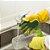 Par de Luvas de limpeza doméstica com esponja de lavar louça - Imagem 4