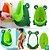 Mictório infantil Desfralde bebê - Modelo Sapinho várias cores - Imagem 2