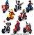 Lego Super Heróis / Kit com Personagens - Imagem 15