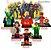 Lego Super Heróis / Kit com Personagens - Imagem 4