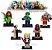 Lego Super Heróis / Kit com Personagens - Imagem 2