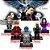 Lego Super Heróis / Kit com Personagens - Imagem 5