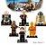 Lego Super Heróis / Kit com Personagens - Imagem 7