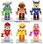 Lego Super Heróis / Kit com Personagens - Imagem 14