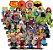 Lego Super Heróis / Kit com Personagens - Imagem 1