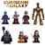Lego Super Heróis / Kit com Personagens - Imagem 18