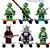 Lego Super Heróis / Kit com Personagens - Imagem 10