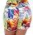 Shorts Jeans Plus Size Marietta - Imagem 4