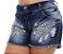 Shorts Jeans Plus Size Monaliza - Imagem 3