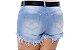 Shorts Jeans Plus Size Melyse - Imagem 4