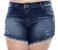 Shorts Jeans Plus Size Aglaê - Imagem 1