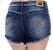 Shorts Jeans Plus Size Aglaê - Imagem 4