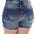 Shorts Jeans Plus Size Chulys - Imagem 6