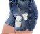 Shorts Jeans Plus Size Chulys - Imagem 5