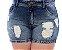 Shorts Jeans Plus Size Chulys - Imagem 2