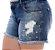 Shorts Jeans Plus Size Alcina - Imagem 5