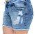 Shorts Jeans Plus Size Shady - Imagem 6