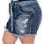Shorts Saia Jeans Plus Size Bonari - Imagem 5