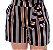 Shorts Plus Size Hibisco - Imagem 2