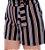 Shorts Plus Size Hibisco - Imagem 4