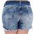 Shorts Jeans Plus Size Leiza - Imagem 6