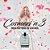 Perfume N.3 Cosmezi Itália 50ml Framboesa, Damasco, Jasmim, Muguet, Algodão Doce e baunilha - Imagem 2