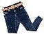 Calça Jeans Infantil Menina - Imagem 1