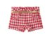 Shorts Xadrez Mily Kids - Imagem 1