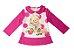 Blusa Ursinho Infantil Menina - Imagem 1