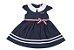 Vestido Infantil Menina Gola Boneca - Imagem 1