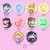 Chaveiros - Sailor Moon - Imagem 1