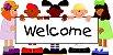 KIT ADESIVOS WELCOME - Imagem 3