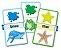 SHAPES & COLORS SLIDE & LEARN FLASH CARDS - Imagem 2
