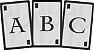 JOGO DE CARTAS - WORD PIF PAF - Imagem 2