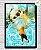 Pôster A3 - Logunedé, o príncipe das águas - Imagem 1