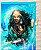 Cangas de praia - Yemonjá, rainha dos oceanos - Imagem 1