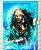 Cangas de praia - Yemonjá, rainha dos oceanos - Imagem 3