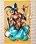 Canga de praia - Logun edé, príncipe divino - Imagem 1