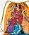 Sacola com cordões - Yabás, rainhas negras - Imagem 2