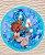 Canga de praia Redonda - Yemanjá, a mãe sereia - Imagem 2