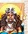 Canga de praia - Yemanjá olhar de rainha - Imagem 1