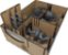 Organizadores (Insert) para Expansões de Mansions Of Madness - Imagem 5