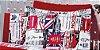 Kit Cobre Leito London Solteiro 3 Peças 150 Fios 100% Algodão - Imagem 2