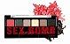 Paleta de Sombras NYX The Sex Bomb  06 Cores - Imagem 1
