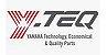 KIT DE TRANSMISSÃO (Y-TEQ) 48D XTZ125 2003 A 2016 - Imagem 2